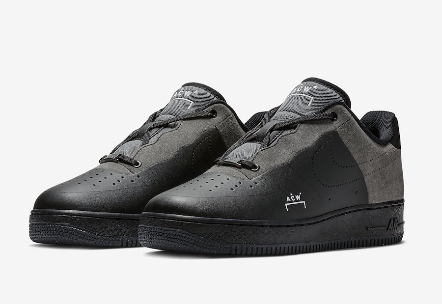 A-Cold-Wall* x Nike Air Force 1 Low Release Date