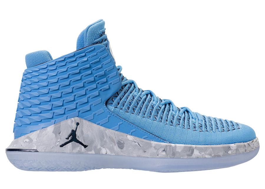 """Air Jordan 32 """"UNC"""""""