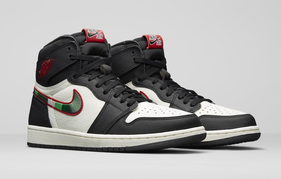 "Air Jordan 1 Retro High OG ""Sports Illustrated"" Release Date"