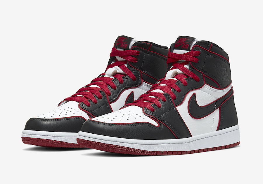 "Air Jordan 1 High OG ""Bloodline"""