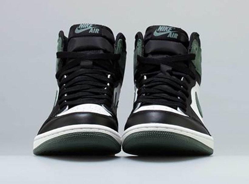 "Air Jordan 1 Retro High OG ""Clay Green"""