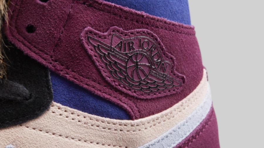 "Air Jordan 1 Court Lux High Top OG ""Aleali May"""