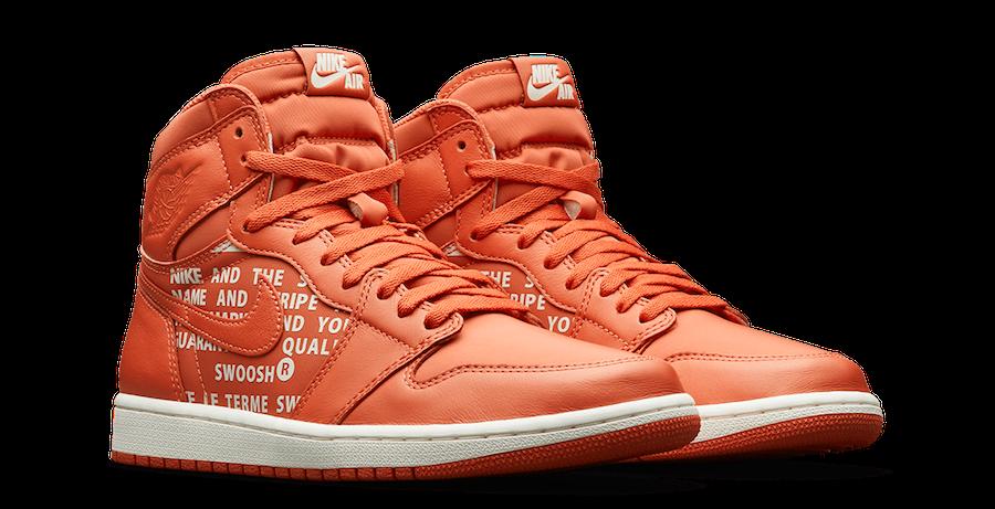 """Air Jordan 1 High OG """"Nike Air"""""""