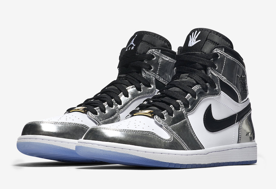 "Air Jordan 1 High ""Pass The Torch"" Release Date"
