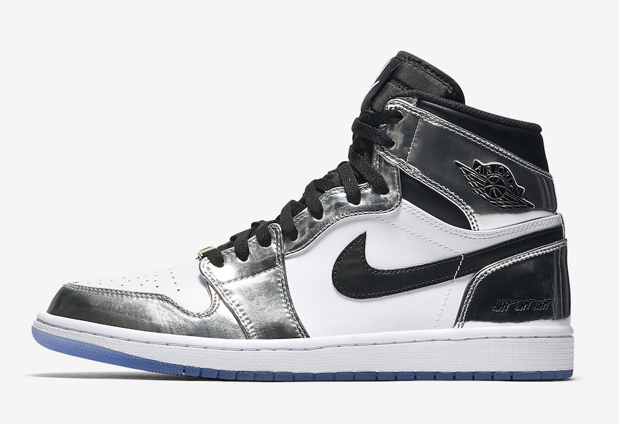 "Air Jordan 1 High ""Pass The Torch"""