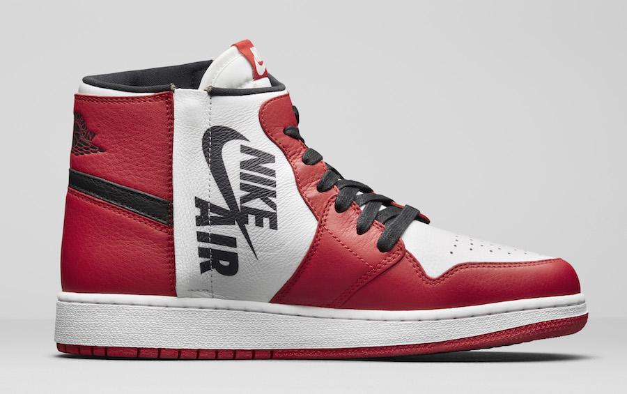 """Air Jordan 1 Rebel """"Top 3"""""""