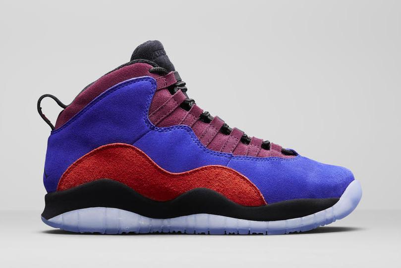 """Air Jordan 10 Court Lux """"Maya Moore"""""""