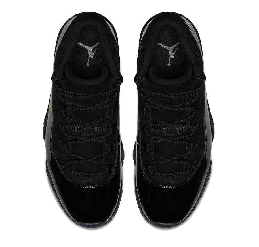 "Air Jordan 11 ""Cap and Gown"""