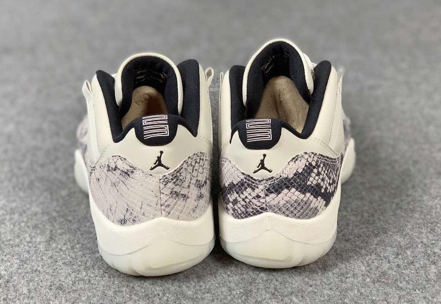 """Air Jordan 11 Low """"Snakeskin"""""""