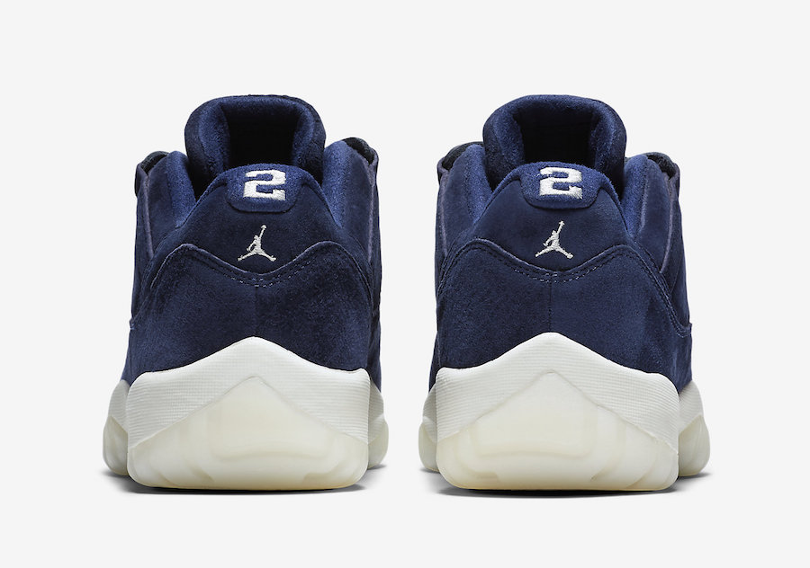 "Air Jordan 11 Low ""RE2PECT"""