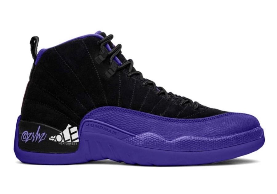 """Air Jordan 12 """"Dark Concord"""""""