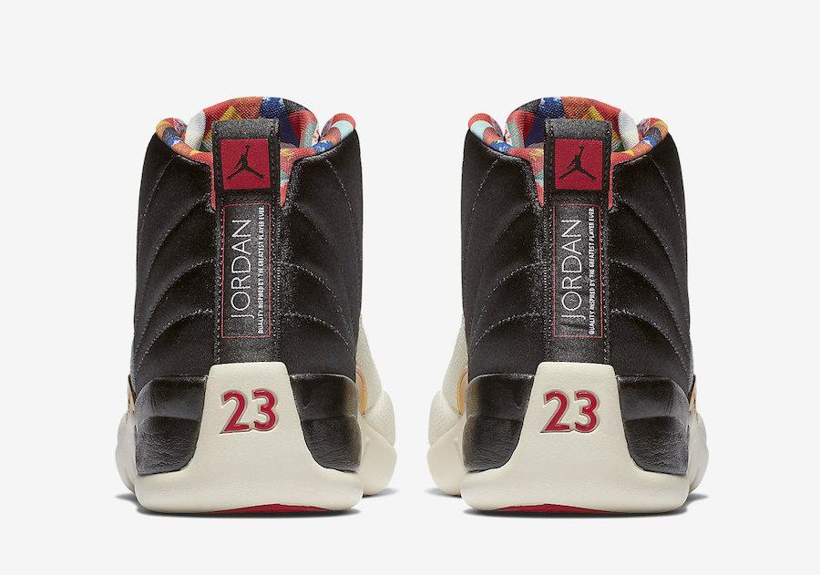 "Air Jordan 12 ""Chinese New Year"""