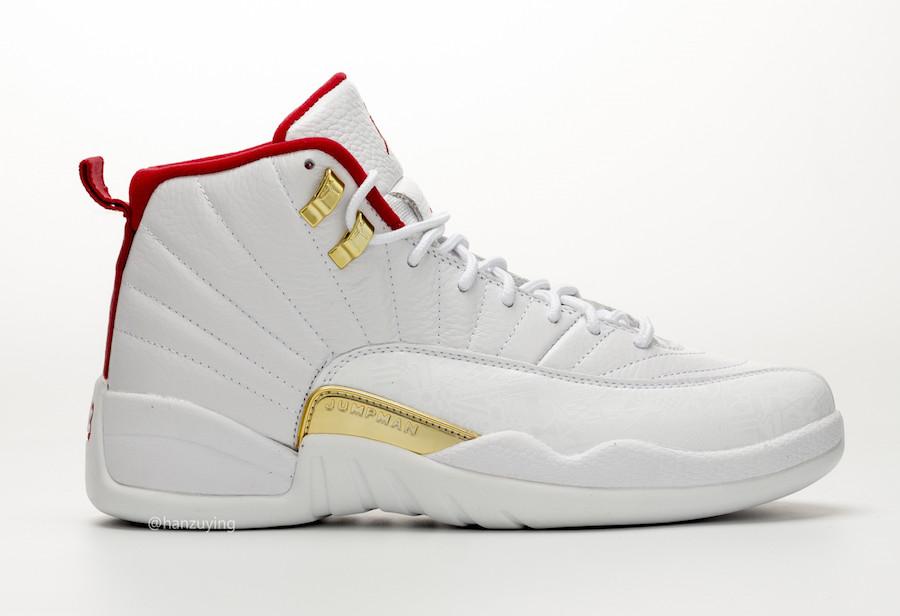 """Air Jordan 12 """"FIBA"""""""