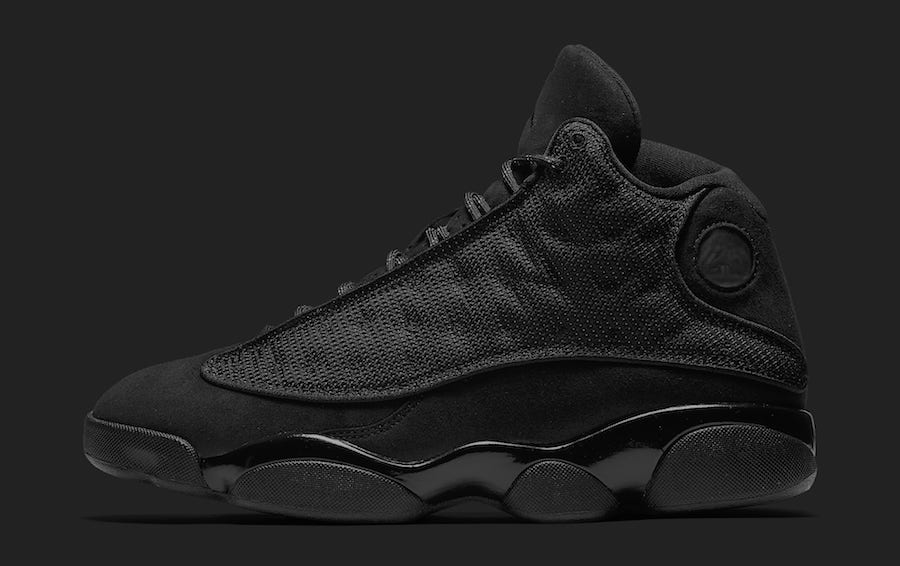 "Air Jordan 13 ""Cap and Gown"" Release Date"