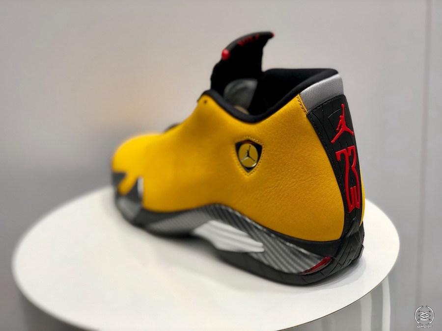 """Air Jordan 14 SE """"Reverse Ferrari"""""""