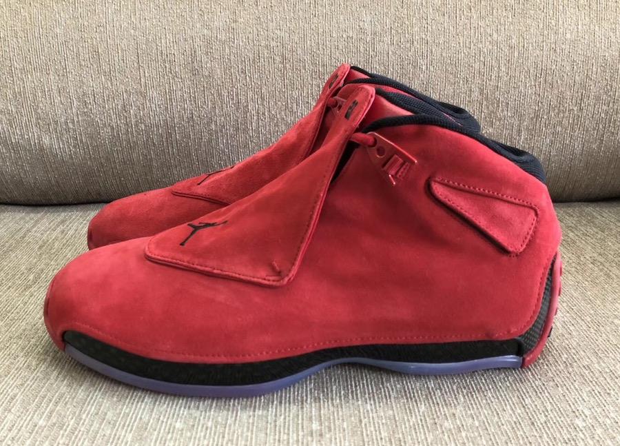 Air Jordan 18 Release Date