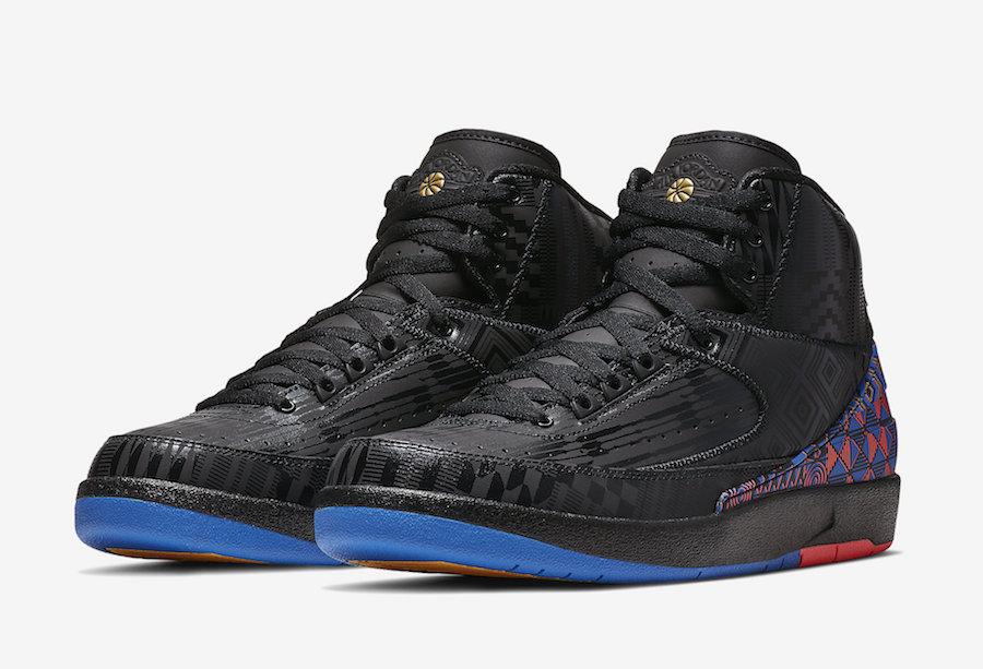"Air Jordan 2 ""BHM"" Release Date"
