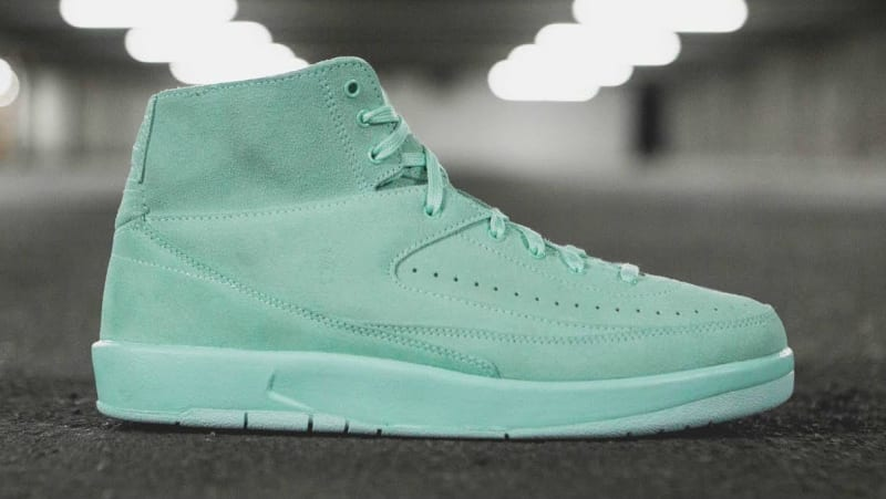 "Air Jordan 2 Deconstructed ""Mint Foam"" Release Date"