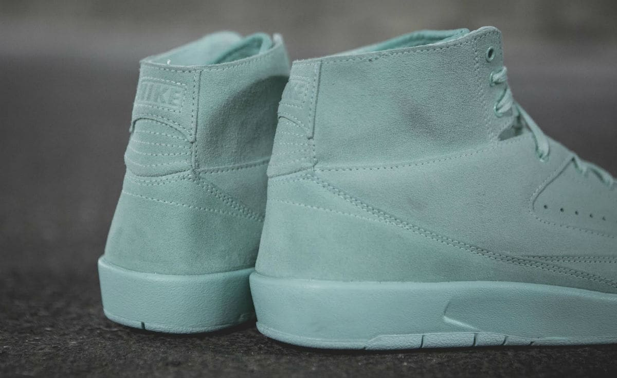 "Air Jordan 2 Deconstructed ""Mint Foam"""