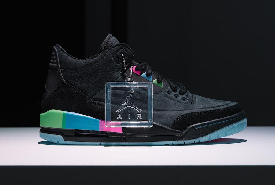 """Air Jordan 3 """"Quai 54"""""""