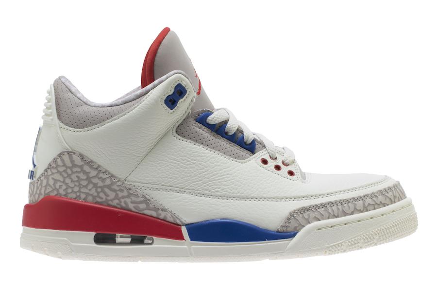 "Air Jordan 3 ""International Flight"""