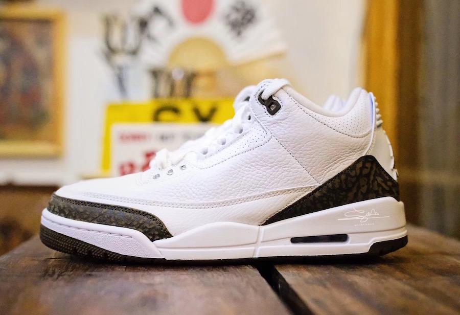 """Air Jordan 3 """"Mocha"""" Release Date"""