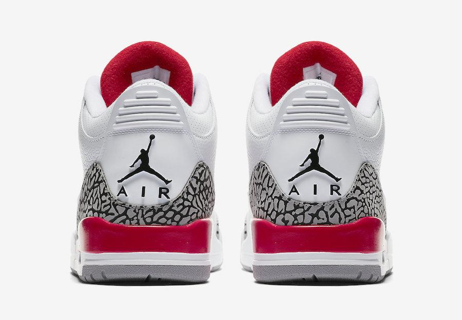 """Air Jordan 3 """"Katrina"""""""