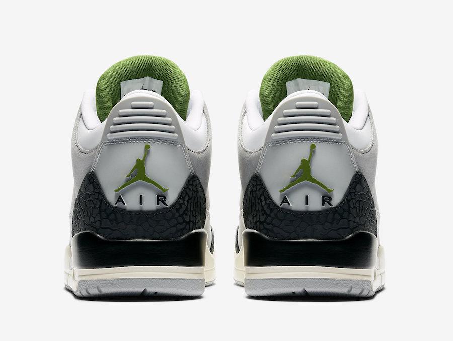 "Air Jordan 3 Tinker ""Chlorophyll"""