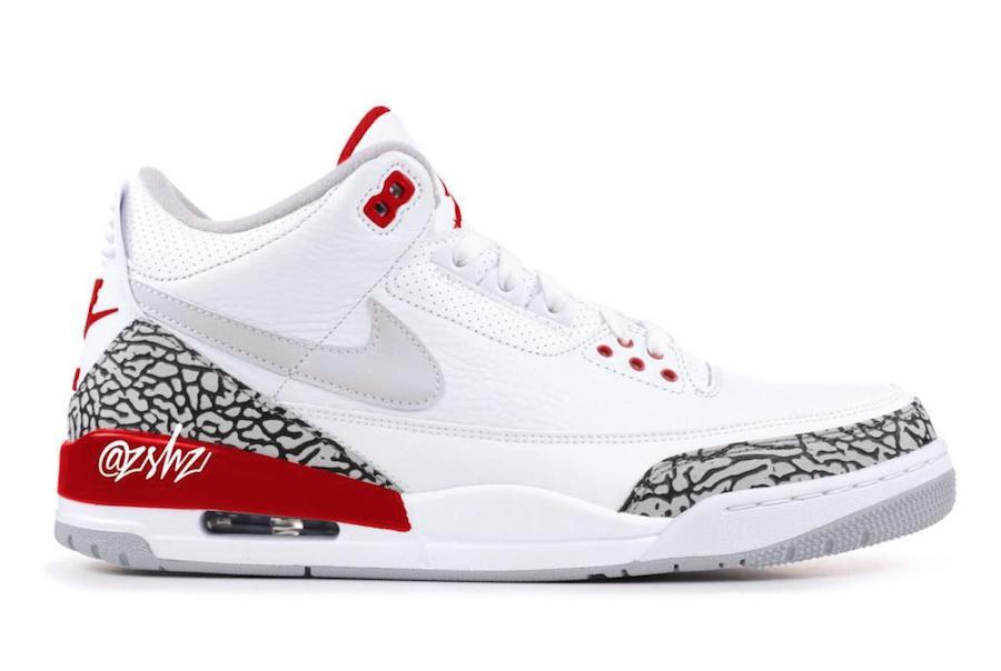 Air Jordan 3 Tinker Release Date