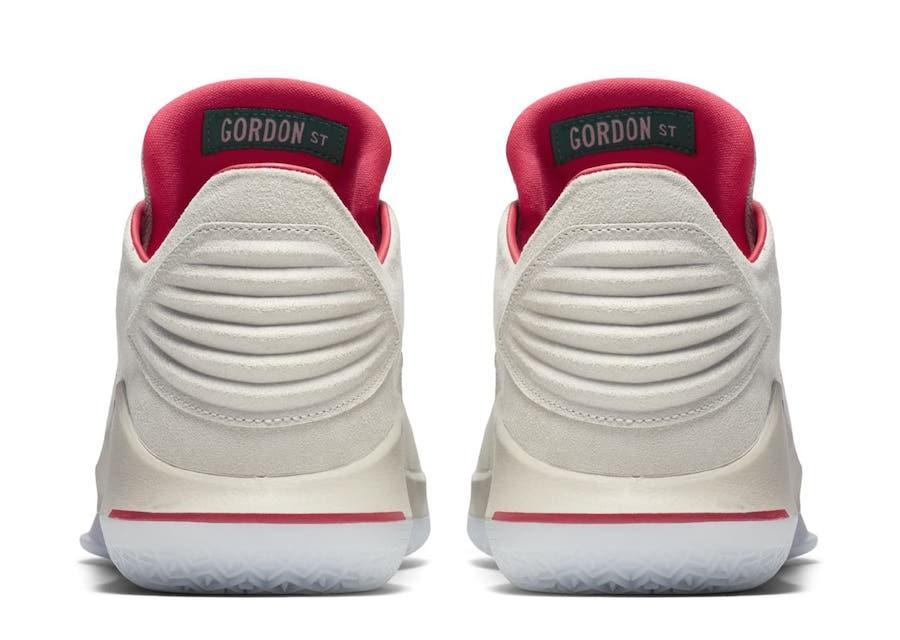 "Air Jordan 32 Low ""Gordon St."""