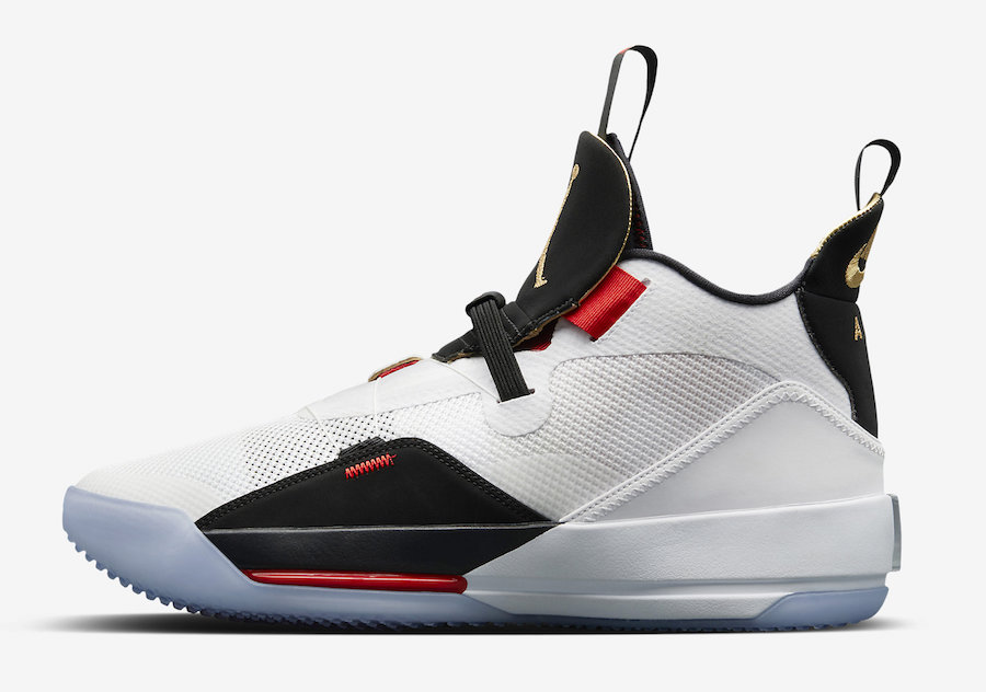 "Air Jordan 33 ""Future of Flight"""