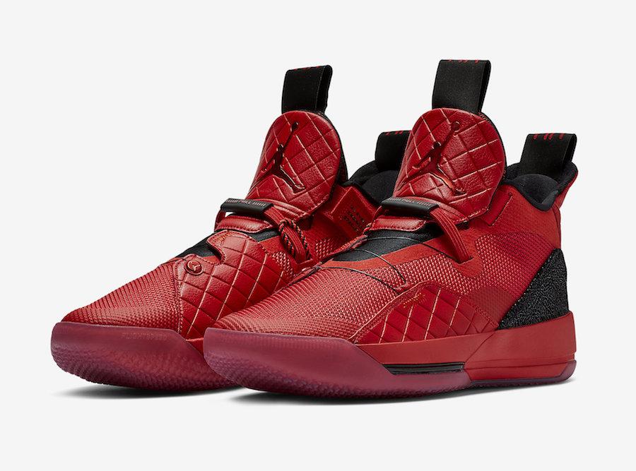 Air Jordan 33 Release Date