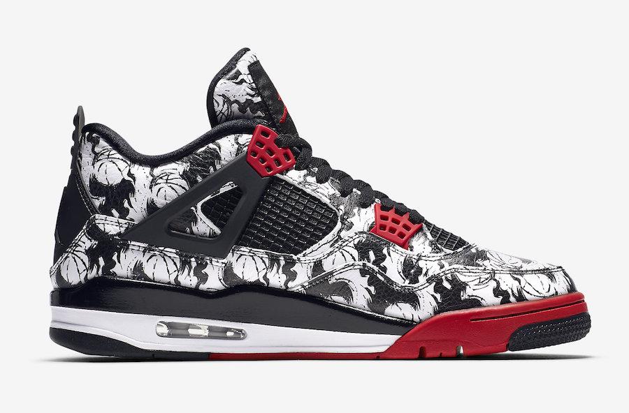 """Air Jordan 4 """"Tattoo"""""""