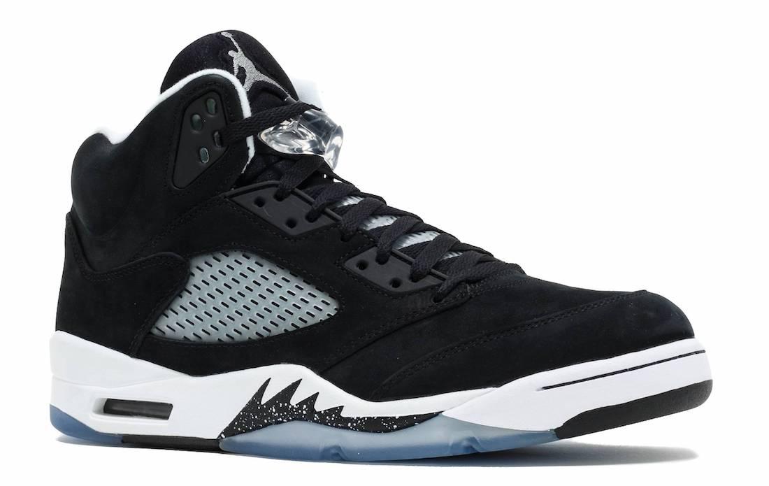 """Air Jordan 5 """"Oreo"""""""