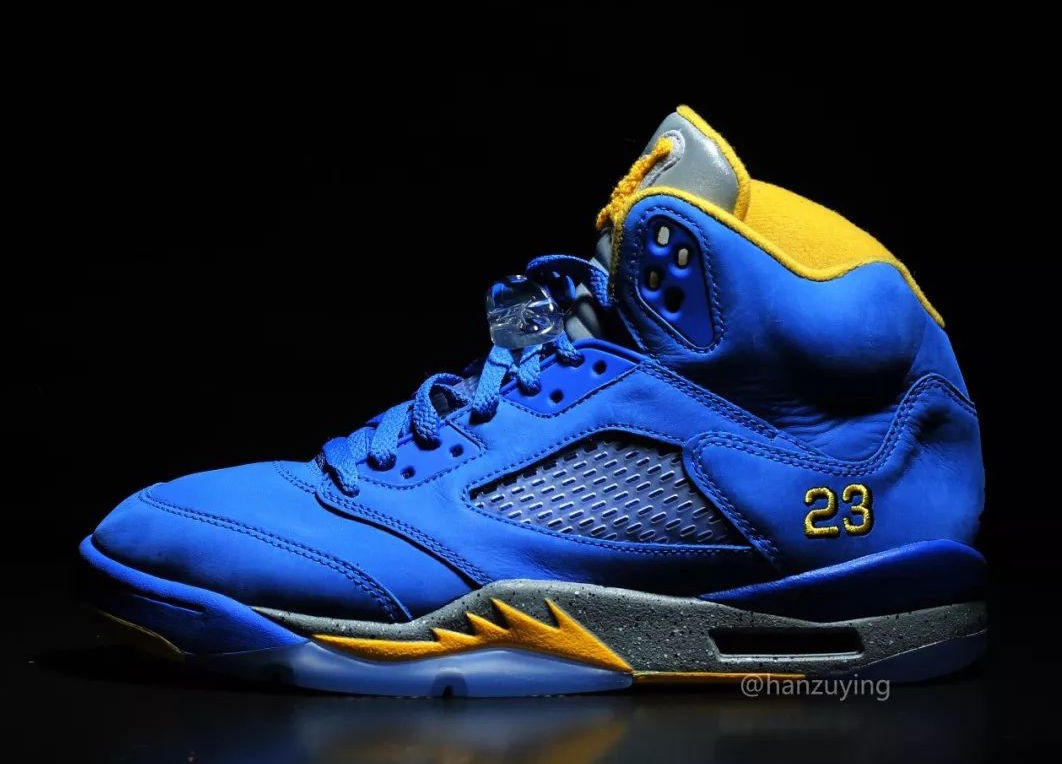 "Air Jordan 5 JSP ""Laney"""