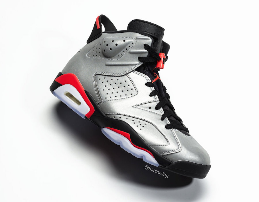 "Air Jordan 6 ""Reflective Infrared"""