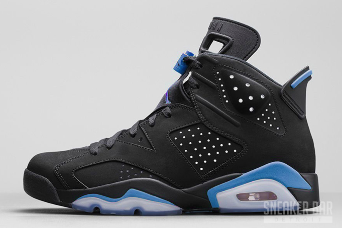 """Air Jordan 6 """"UNC"""" Release Date"""