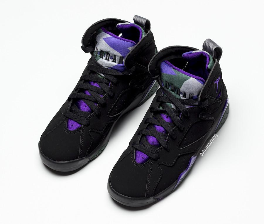 "Air Jordan 7 ""Ray Allen"""