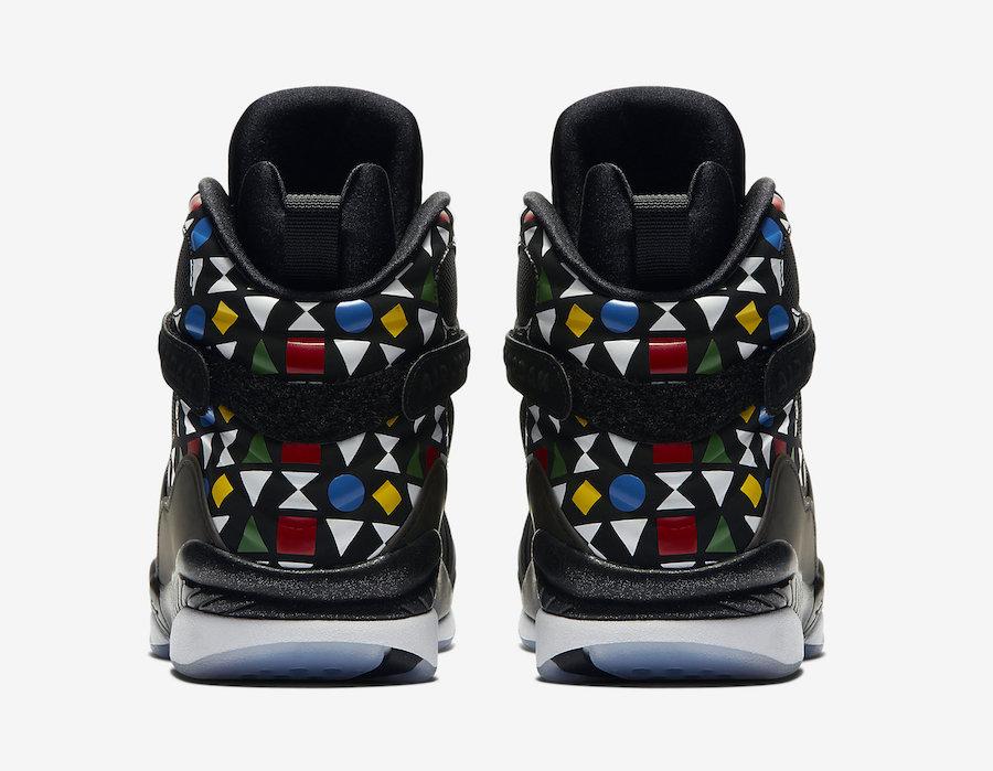 """Air Jordan 8 """"Quai 54"""""""