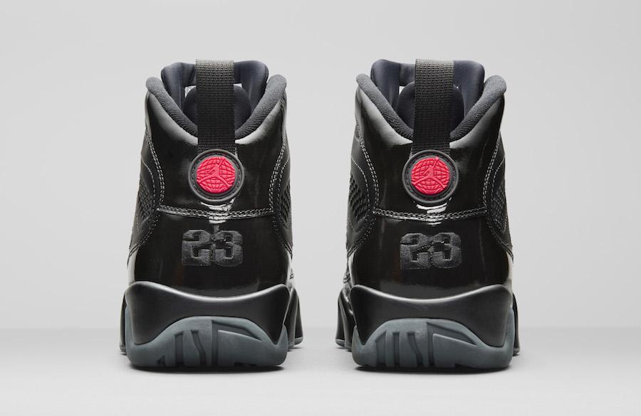 "Air Jordan 9 ""Bred"""