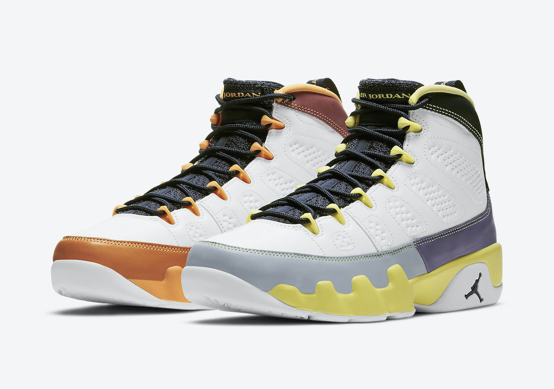 "Air Jordan 9 WMNS ""Change The World"""