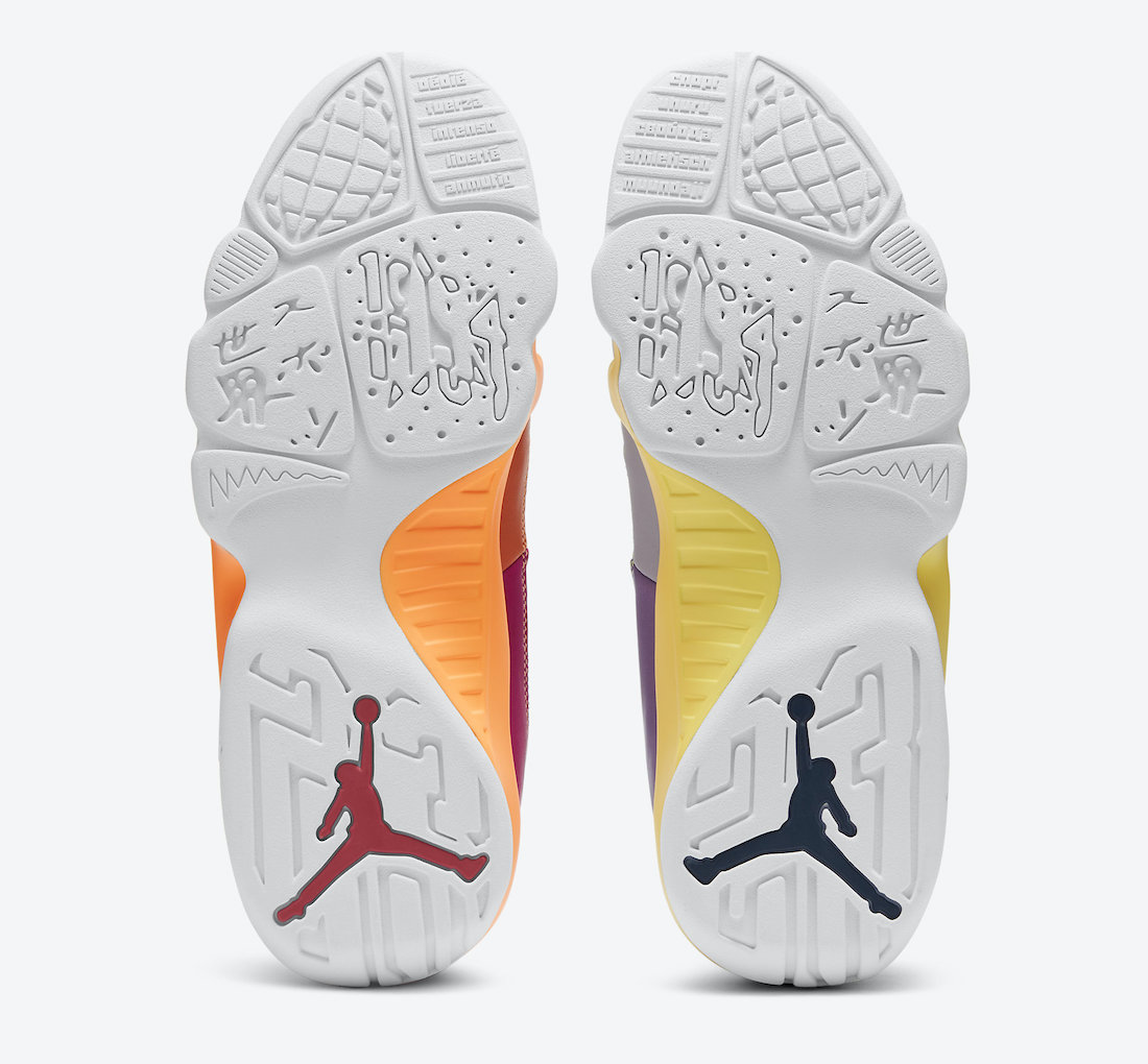 "Air Jordan 9 WMNS ""Change The World"""