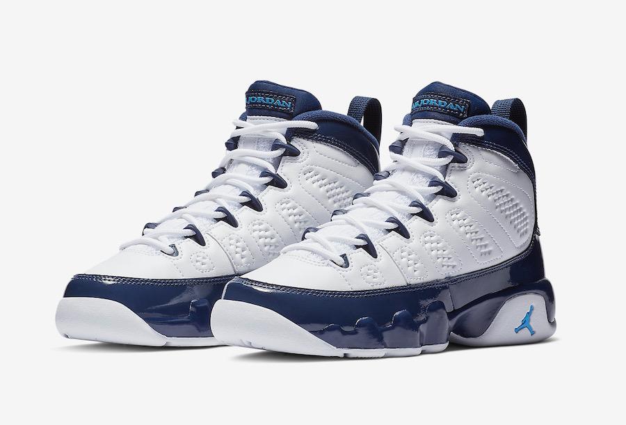 Air Jordan 9 Release Date