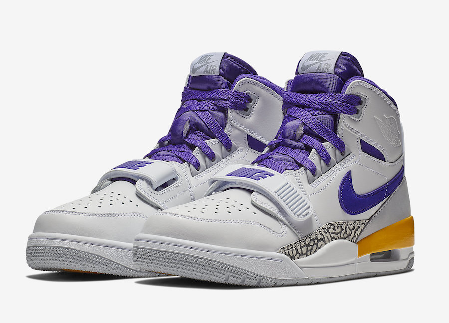 "Air Jordan Legacy 312 ""Lakers"""