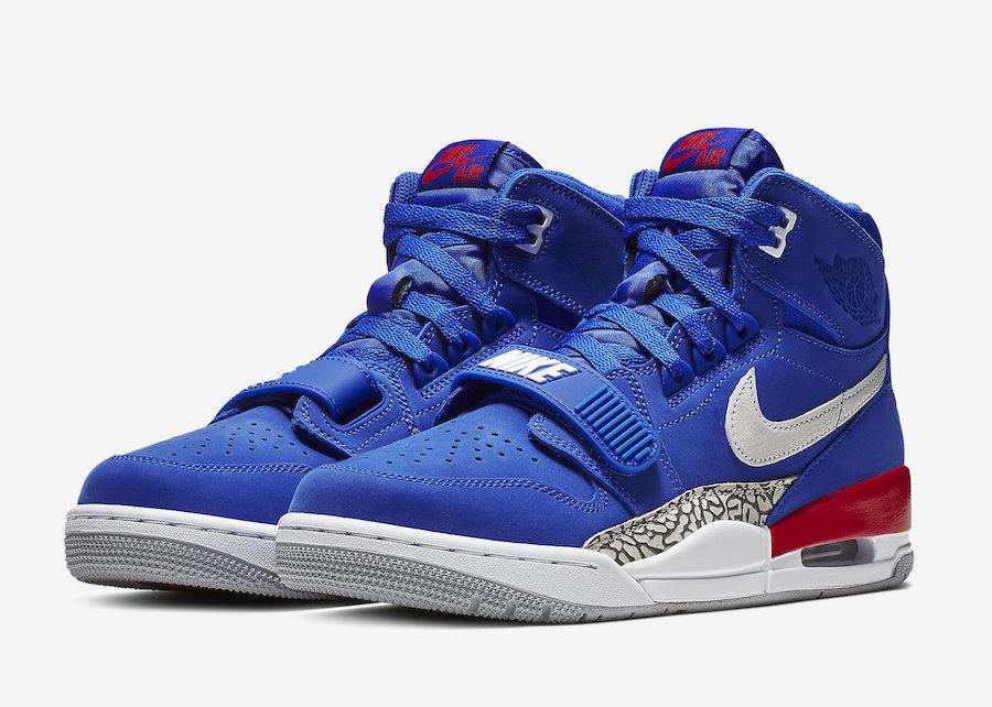 "Air Jordan Legacy 312 ""Pistons"""