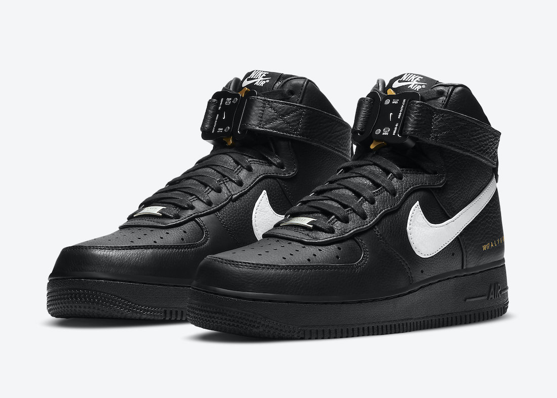 Alyx x Nike Air Force 1 High