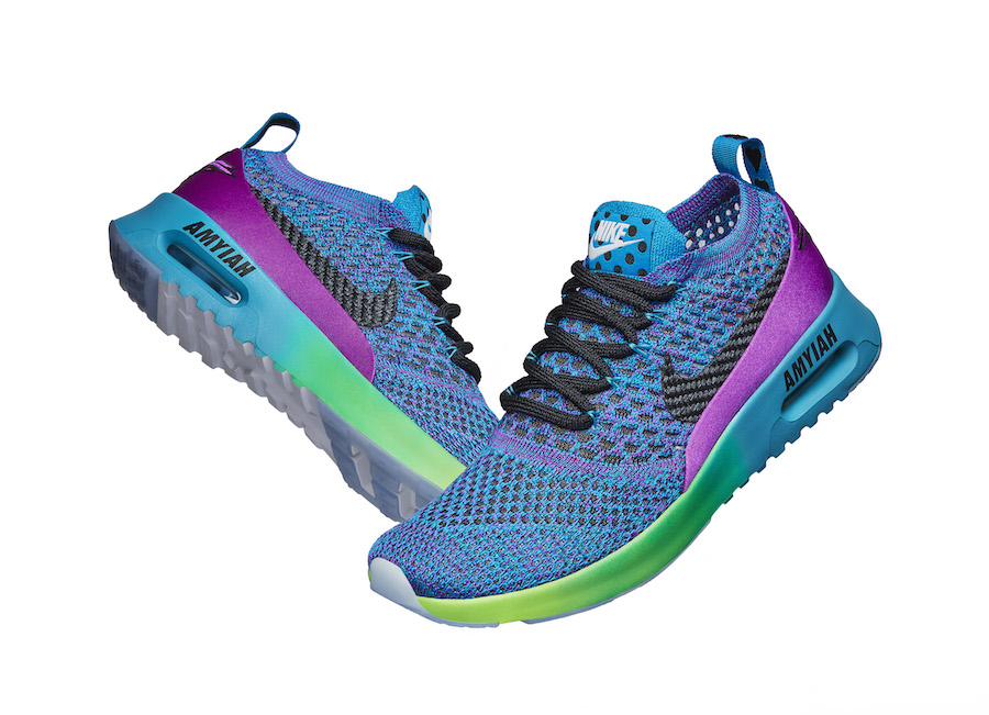 Nike Air Max Thea Ultra Flyknit Doernbecher Release Date