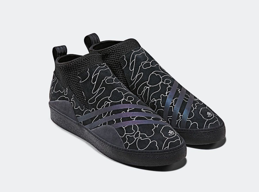 BAPE x adidas 3ST.002