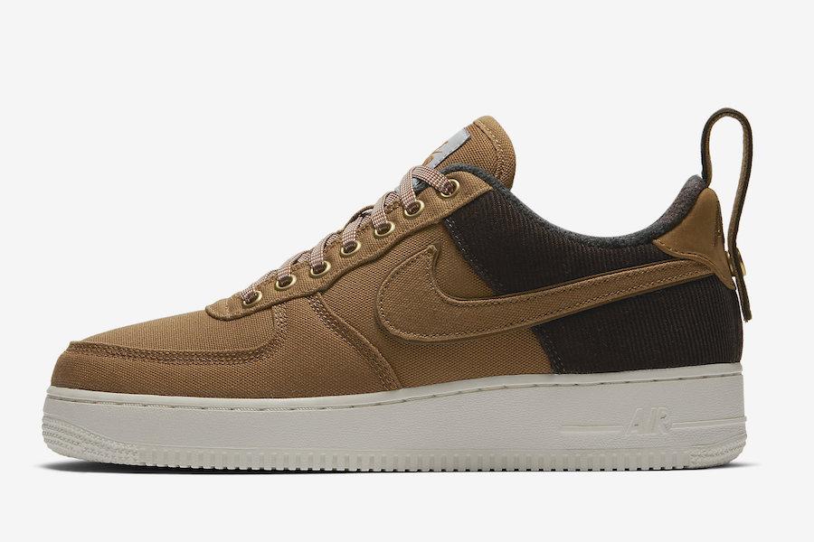 Carhartt WIP x Nike Air Force 1 Low
