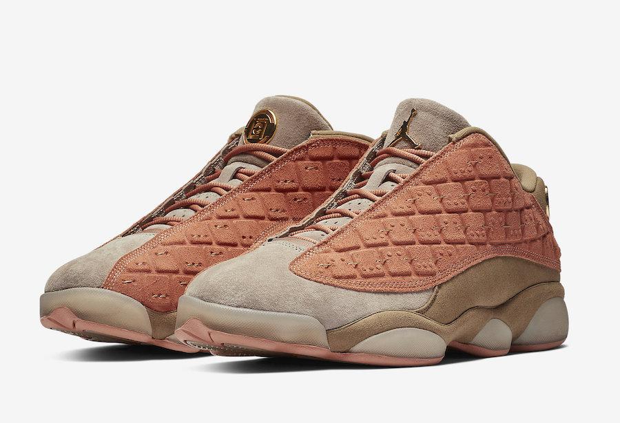 Clot x Air Jordan 13 Low Release Date